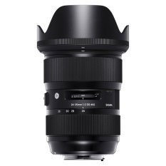 Giá Bán Ống Kinh Sigma 24 35Mm F2 Cho May Canon Đen