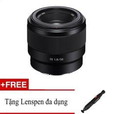 Mua Ống Kinh Sony Sel50F18F Fe 50Mm F1 8 Lenspen Đa Dụng Rẻ Trong Hà Nội