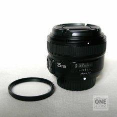 Mua Ống Kinh Yongnuo 35Mm F2 For Nikon Tặng Kem Filter Uv58Mm Yongnuo