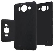 Mã Khuyến Mại Ốp Lưng Cho Microsoft Lumia 950 Nillkin Đen Nillkin