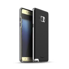 Ốp Lưng Cho Samsung Galaxy Note 7 Dẻo Viền Nhựa Cứng Hiệu Ipaky Bạc Ipaky Chiết Khấu 30
