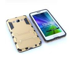 Ốp lưng chống sốc iRon man cho Samsung Galaxy Grand Prime G530 (vàng)