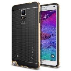 Giá Bán Ốp Lưng Galaxy Note 4 Spigen Neo Hybrid Vang Nhãn Hiệu Spigen