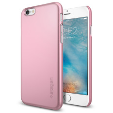 Ôn Tập Ốp Lưng Iphone 6S Spigen Thin Fit Hồng Tim Mới Nhất