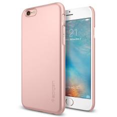 Ôn Tập Ốp Lưng Iphone 6S Spigen Thin Fit Vang Hồng