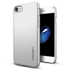 Cửa Hàng Ốp Lưng Iphone 7 Spigen Thin Fit Satin Bạc Rẻ Nhất