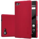 Ôn Tập Ốp Lưng Nillkin Cho Sony Xperia Z5 Compact Đỏ