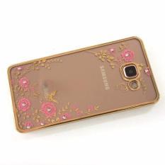 Bán Ốp Lưng Silicon Cho Samsung Galaxy A7 2016 Họa Tiết Hoa Văn Aircase Người Bán Sỉ