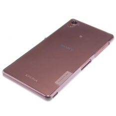 Bán Ốp Lưng Silicon Cho Sony Xperia Z3 Trong Suốt Nguyên