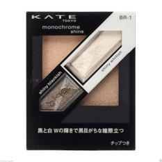 Bán Phấn Mắt 4 Mau Kate Monochrome Shine Br 1 3 2G Nguyên