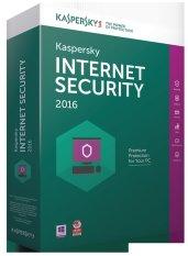Hình ảnh phần mềm diệt virus Kaspersky internet security 1user/1máy