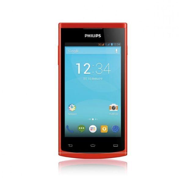 Philips S308 4GB (Đỏ)