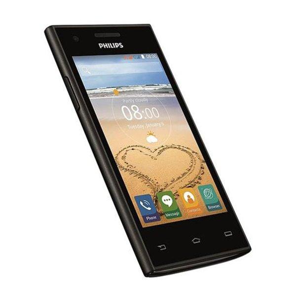 Philips S309 4GB 2 Sim (Đen)