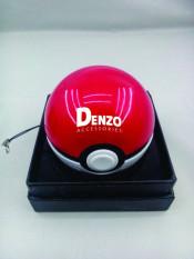Hình ảnh Pin sạc dự phòng PK12 hình quả cầu Pokeball 12.000mAh