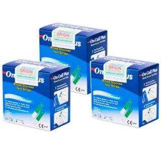 Bộ 3 hộp Que thử đường huyết ACON On Call Plus thumbnail