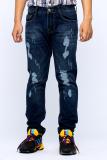 Cửa Hàng Quần Jeans Ống Con Wash Rach Saigonboy J46 Xanh Đa Rẻ Nhất