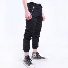 Bán Quần Jogger Kaki Nam Tncc Zipper Tui Trước Qv015 Có Thương Hiệu Rẻ