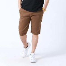 Mua Quần Short Kaki Thời Trang Style Body Prazenta Qsp16 Nau Họa Tiết Rẻ Trong Hồ Chí Minh