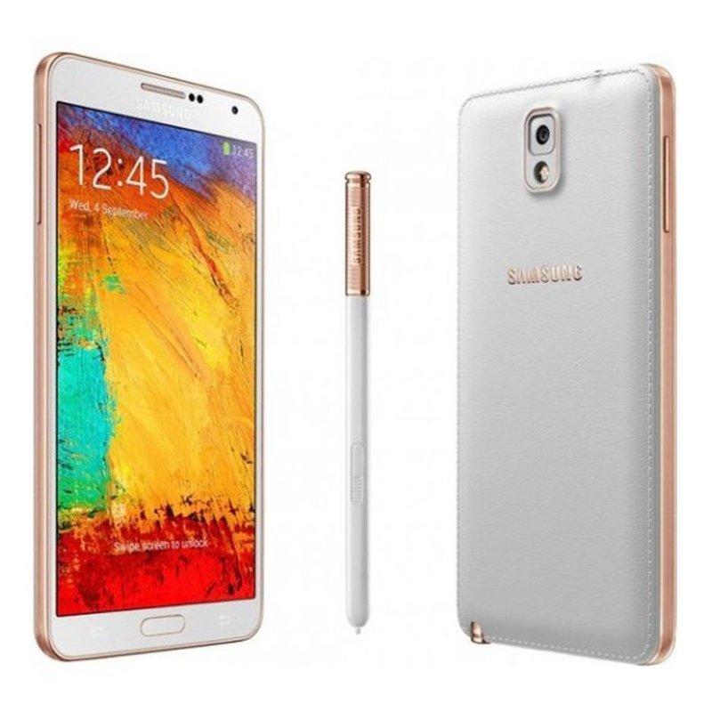 Samsung Galaxy Note 3 32GB (Trắng viền vàng) Hàng Nhập Khẩu