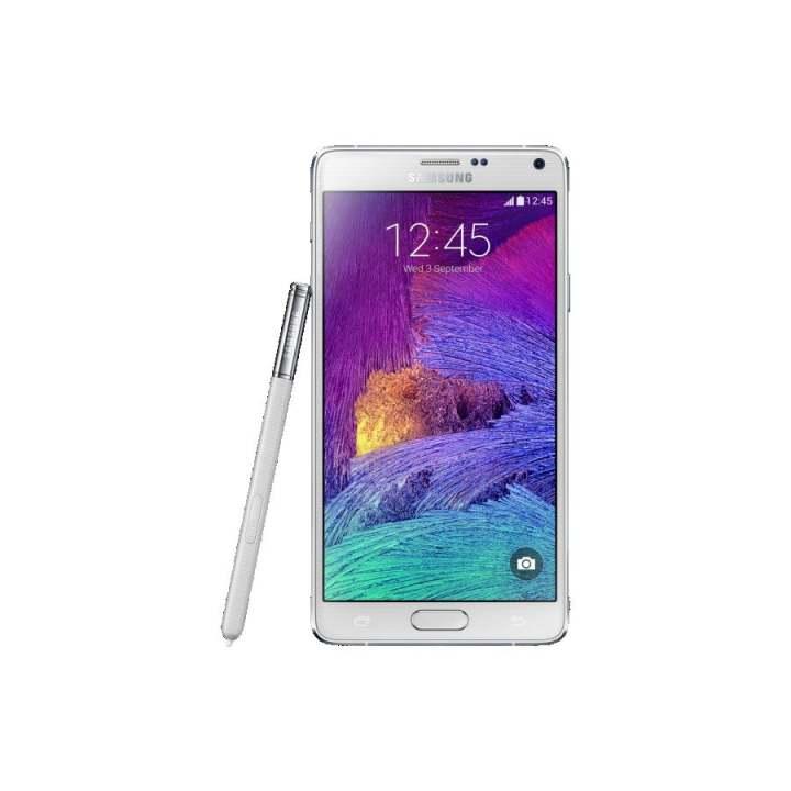Samsung Galaxy Note 4 32GB (Trắng) - Hàng nhập khẩu