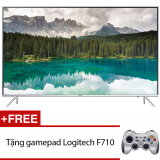 Giá Bán Smart Tivi 60Inch 4K Suhd Model 60Ks7000 Đen Tặng Gamepad Logitech F710 Mới Rẻ