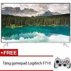 Smart Tivi 60inch 4K SUHD - Model 60KS7000 (Đen) + Tặng gamepad Logitech F710 chính hãng