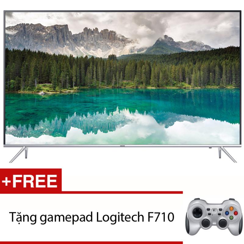 Bảng giá Smart Tivi 60inch 4K SUHD - Model 60KS7000 (Đen) + Tặng gamepad Logitech F710
