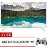 Bán Smart Tivi Led Samsung 49Inch 4K Model Ua49Ks7000Kxxv Đen Tặng Gamepad Logitech F710 Rẻ