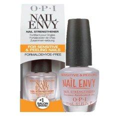 Sơn dưỡng OPI  Nail Envy Nail Strengthener for Sensitive & Peeling 15ml tốt nhất