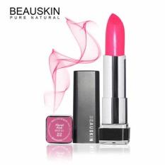 Ôn Tập Son Moi Beauskin Crystal Lipstick 22 Floral Pink