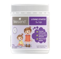 Sữa Bio Island Lysine Starter For Kids Dạng Bột 150G Bio Island Chiết Khấu 50