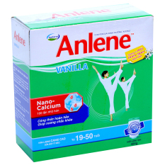 Sữa bột Anlene 400g (Hộp giấy)