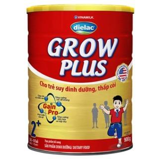 Sữa bột Dielac Grow Plus 2+ HT 900g thumbnail