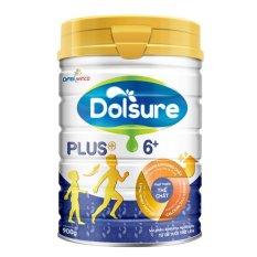 Giá Bán Sữa Bột Dolsure Plus 6 900G Trực Tuyến