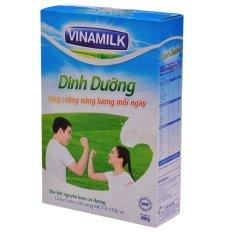 Sữa bột Nguyên kem có đường Vinamilk 400g (Hộp giấy)