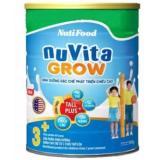 Bán Sữa Bột Nutifood Nuvita Grow 900G Rẻ Bình Dương