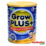 Chiết Khấu Sữa Nuti Grow Plus Xanh 900G Nutifood Hà Nội