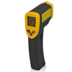 Súng đo nhiệt độ hồng ngoại AR320 (-32C - 320C) (Đen phối vàng)