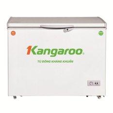 Tủ Đông kháng khuẩn 2 ngăn 2 cánh Kangaroo 298C2 135L