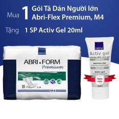 Cửa Hàng Ta Dan Người Lớn Abri Form Premium M4 Tặng 1 Tuýp Gel Xoa Bop Abena 20Ml Vietnam