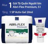 Cửa Hàng Ta Quần Người Lớn Abri Flex Premium S1 Tặng 1 Tuýp Gel Xoa Bop Abena 20Ml Trực Tuyến