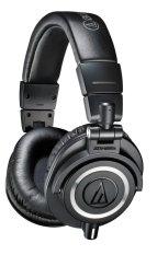 Tai Nghe Chụp Tai Audio Technica Ath M50X Đen Rẻ