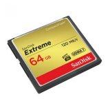 Mua Thẻ Nhớ Cf Sandisk Extreme 64Gb 120Mb S