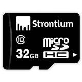 Giá Bán Thẻ Nhớ Micro Sd Strontium 32Gb Class 10 Đen Strontium Mới