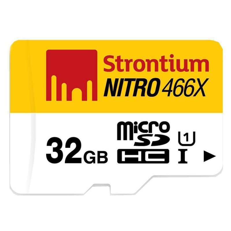 Thẻ nhớ Micro SD Strontium Nitro 32GB Class 10