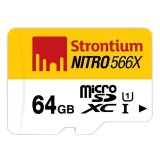 Bán Thẻ Nhớ Micro Sd Strontium Nitro Class 10 64Gb Strontium Trực Tuyến
