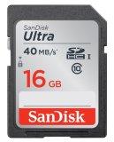 Bán Thẻ Nhớ Sd Sandisk Ultra 16Gb 40Mb S Class 10 Xam Trực Tuyến Trong Hồ Chí Minh