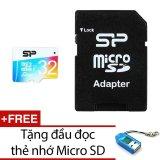 Thẻ Nhớ 32Gb Silicon Power Tốc Độ Cao Up To 85Mb S Elite Uhs 1 Micro Sdhc Class10 Va Adapter Tặng 1 Đầu Đọc Thẻ Nhớ Mới Nhất