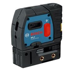 Thiết Bị định Vị Laser 5 điểm Bosch GPL5 (Xanh) Có Giá Ưu Đãi