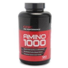 Giá Ưu Đãi Hôm Nay Để Có Ngay Thực Phẩm Chức Năng GNC AMINO 1000120 Viên